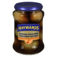 Haywards - Medium & Tangy Traditional Onions, 375 Millilitre