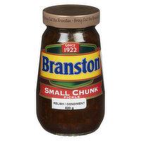 Branston - Pickle Small Chunk, 520 Gram