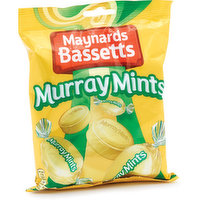 Individually Wrapped. A slightly butter tasting mint.