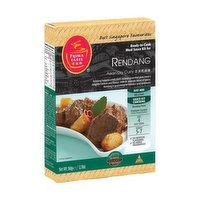 Prima Taste - Meal Sauce Kit - Rendang Curry, 360 Gram