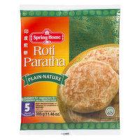 Spring Home - Plain Roti Paratha, 325 Gram