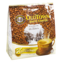 Old Town - White Coffee With Cane Sugar, 15 Each