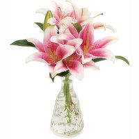 Oriental Lily - 3 stem, Fresh