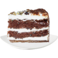 Bake Shop Bake Shop - Carrot Layered Cheesecake Slice, 1 Each