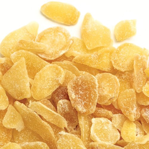 Ginger - Crystallized Slices, Bulk
