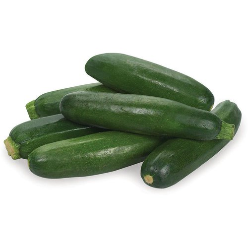 Depending on the Size of each the Average Weight of Each Zucchini May Vary  Between 350 grams to 800 grams.