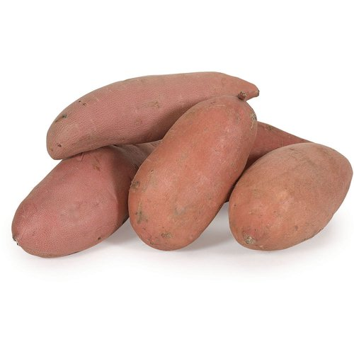 Soft sweet potato with a copper skin and deep orange flesh. USA Grown. Average Weight may vary by size of the Yam. 400g -800g