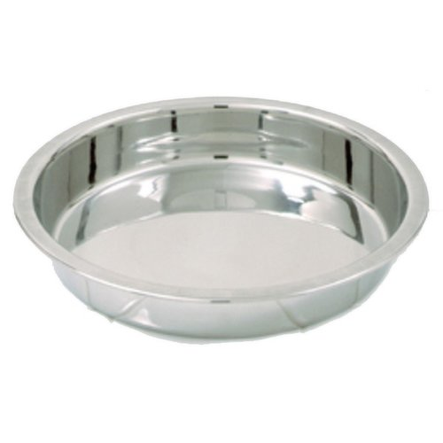 More than a cake pan! Use for your cinnamon rolls, sticky buns and fruit cobblers! Measures 9/23cm inside top, 8/20cm inside bottom, 1.5/4cm tall/deep.