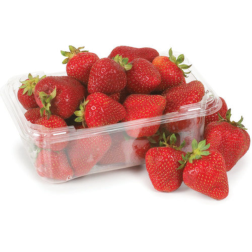 No. 1 Grade 16 oz of fresh strawberries.