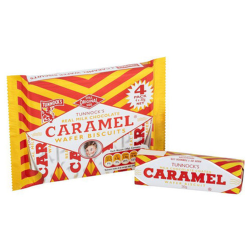These long standing caramel bars have been around since their introduction in Scotland during the 1890s. Each bar is foil wrapped to retain the fresh crunchy texture; these snacks are great to take to work, as an addition to a childs lunch box or just to keep you going between meals at home.