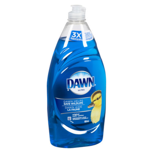 Contains 3X more everyday grease-cleaning power per drop. Concentrated formula helps you get through more dishes with less liquid. Leave your dishes squeaky clean every time.