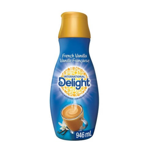 Smooth, creamy vanilla flavour inspired by the rich, French style of ice cream.