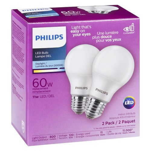 These LED bulbs create a perfect light quality for every occasion. Instant on, soft white light that provides energy saving and long life.