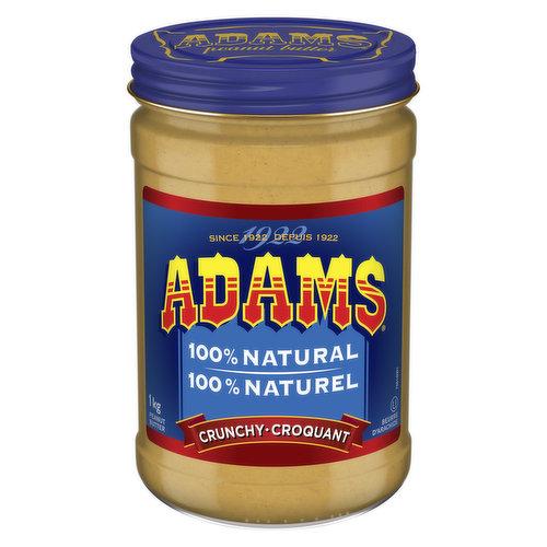 100% Natural Peanut Butter