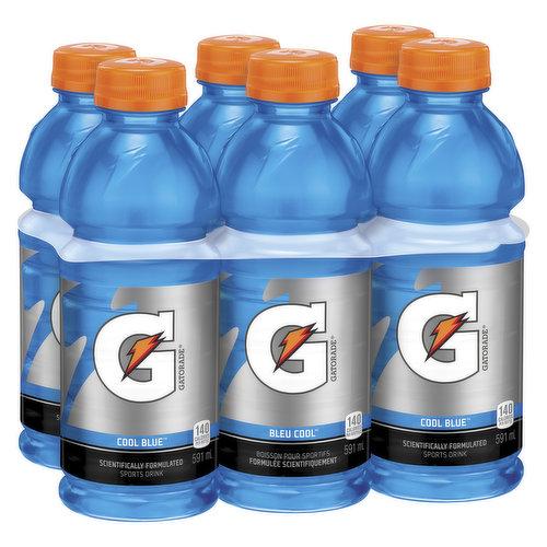 6x591 ml Bottles of Thirst Quencher