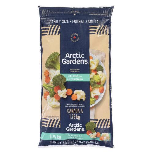 Frozen Vegetables Mix of Cauliflower, Broccoli, Carrots.