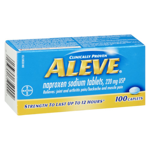 Getting relief from arthritis pain shouldnt be a pain. Thats why theres the Aleve Easy Open Arthritis Cap, featuring a contoured bottle that fits comfortably in your hand and a cap covered with a cushioned material to give you better control. Its the