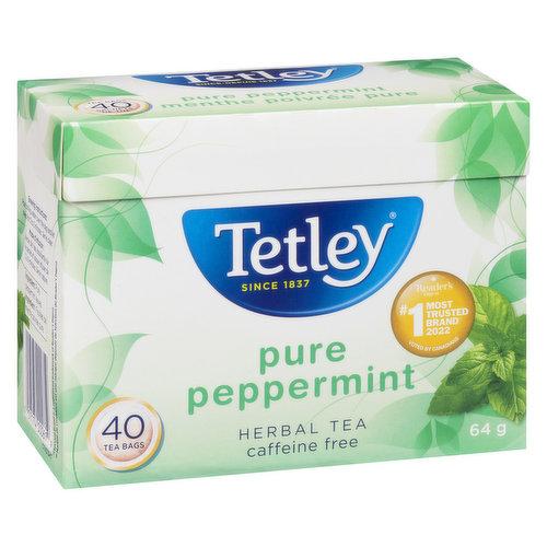 40 Tea Bags of Herbal Tea Caffeine Free.