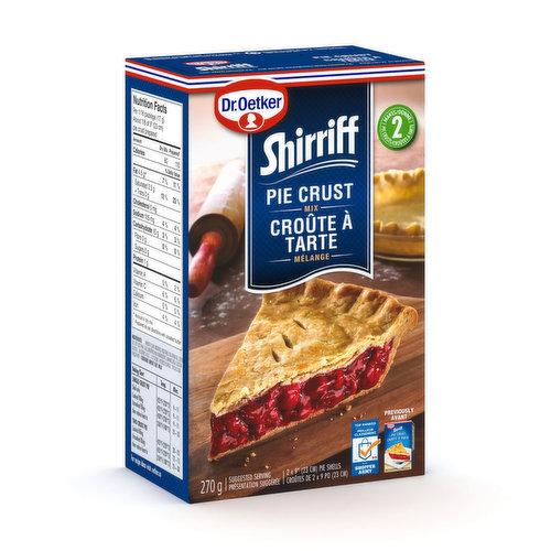 Makes 2-9 inch Pie Shells.