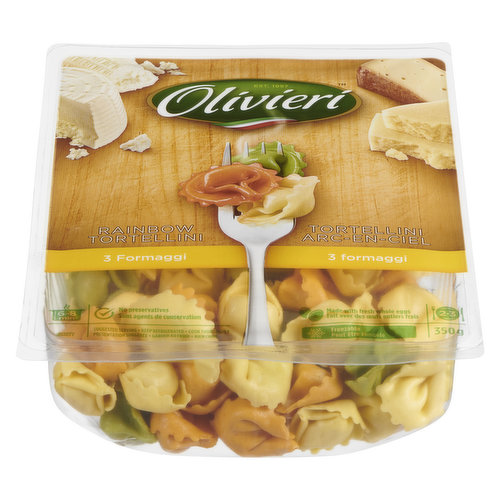 Cooks in 6-8 Minutes. No Preservatives. Made with Fresh Whole Eggs. Serves 2-3