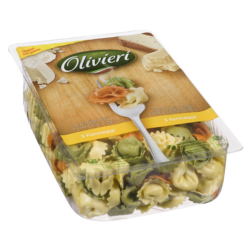 Made with Natural Pasta Ingredients.