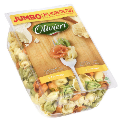 Made with Natural Pasta Ingredients. Ready in 6 Minutes.