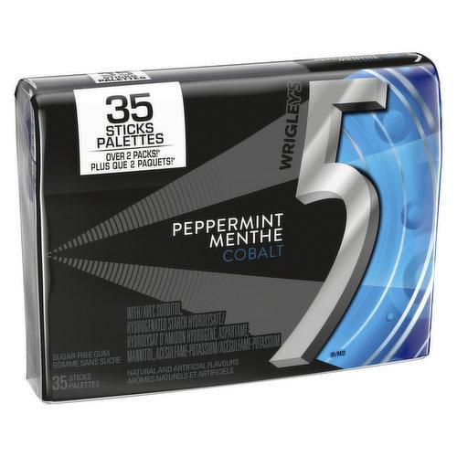 Cobalt - Sugar free gum, 35 sticks