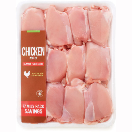 Fresh. Tender and Juicy. Average weight of each package approx 850g.
