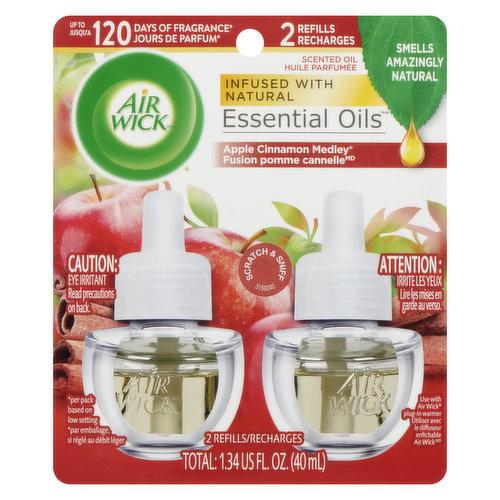 2X20 ml RefillsEssential Oils