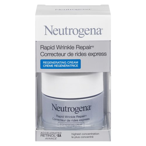 This rich moisturizing cream delivers hyaluronic acid and the highest concentration of Accelerated Retinol SA quickly and effectively, to smooth the look of fine lines and instantly plump.
