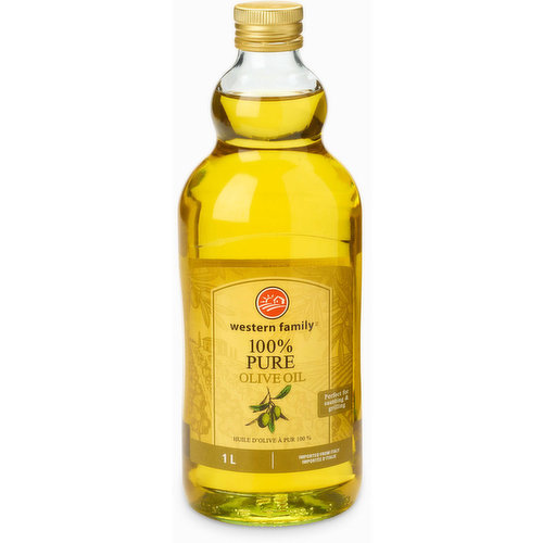 100% Pure. Contains Fat Soluble Vitamin E. Imported From Italy.  It's Also a Good source of Polyphenol Antioxidants.   Perfect for Baking, Salad Dressings and Stir-Frying.