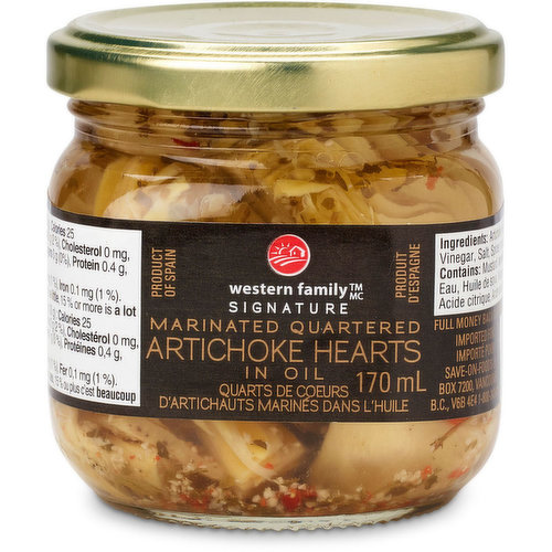 Try serving on pizza, pour both oil & artichokes on a flaky white fish, in a salad, or just eat out of the jar!