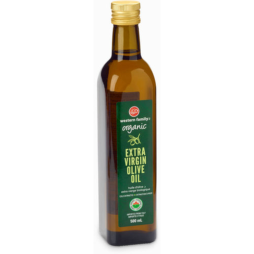 Product of Italy. Certified Organic. Organic Extra Virgin Olive Oil is Made from 100% Organically Grown Olives that Continually Provide the Best Quality and Flavor.