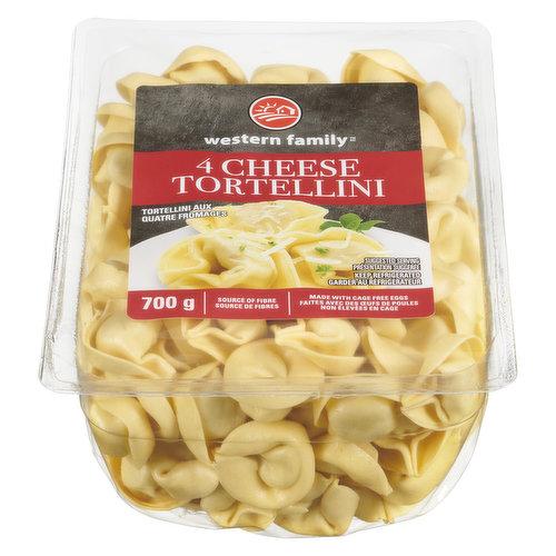 Fresh Pasta Cooks in 6 Minutes.
