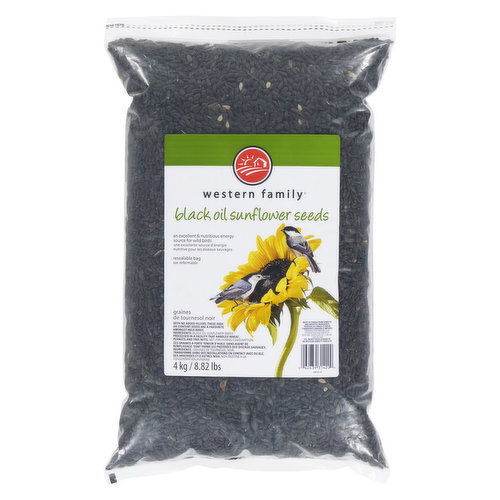 An Excellent & Nutritious Energy Source for Wild Birds.