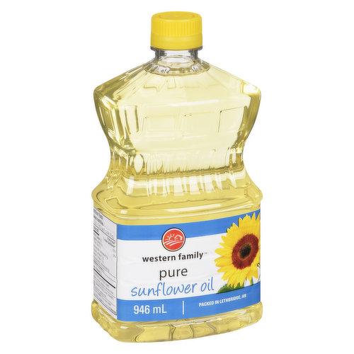 100% sunflower oil.
