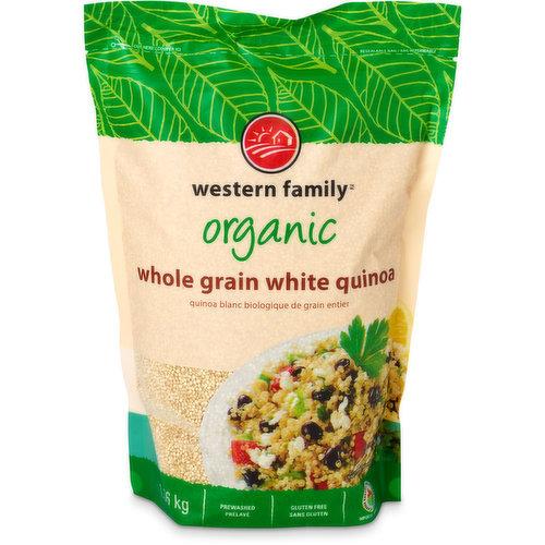 Prewashed, ready to use. Gluten free.