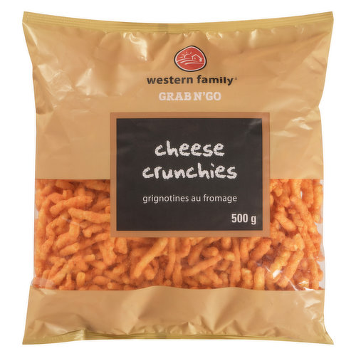 The Perfect Combination of Fun, Crunchy Snacks with Great Cheese Flavours!