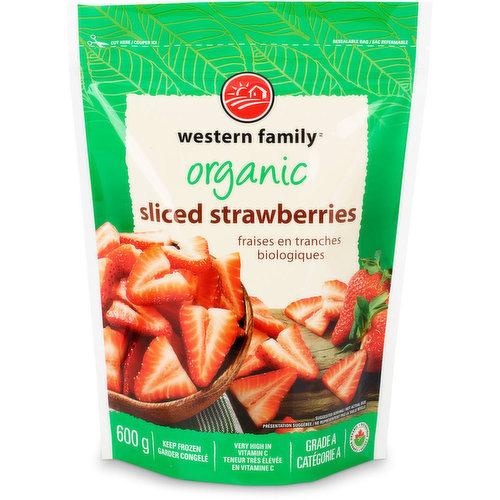 Very high in vitamin C & fibre. Keep frozen. Grade A.