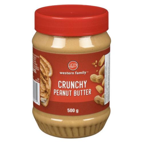 Trans Fat Free Crunchy Peanut Butter