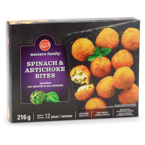 Frozen. Approximately 12 pieces, uncooked. No artificial colours or flavours.