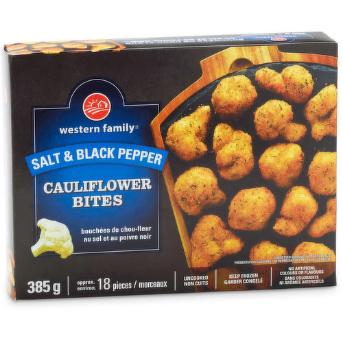 Approximatley 18 pieces, uncooked. No artificial colours or flavours.
