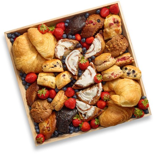 Have our breakfast mix platter, enjoy a nice brunch date with your friends and families!