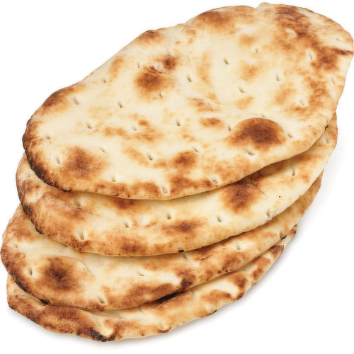 2-3 Naan's in Package