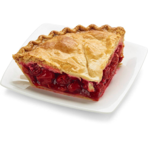 Baked in store. Approx-298g per slice