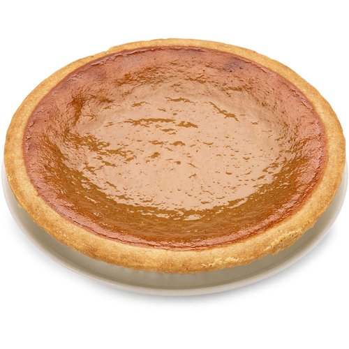 A buttery cake flour pie crust filled with a traditional pumpkin filling and just the right amount of cinnamon and sugar. 6in pie.