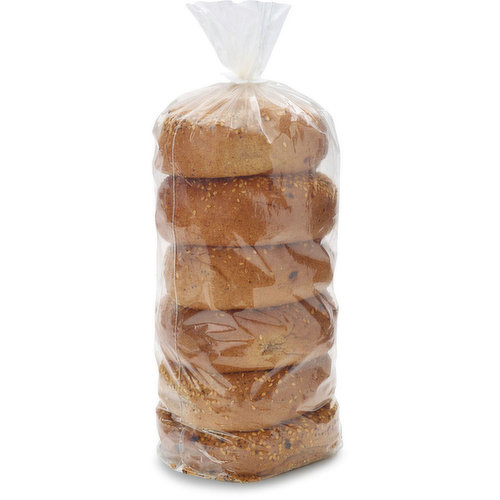These Bagels are ultra low in net carbs and high in dietary fibre and protein<br /><br />