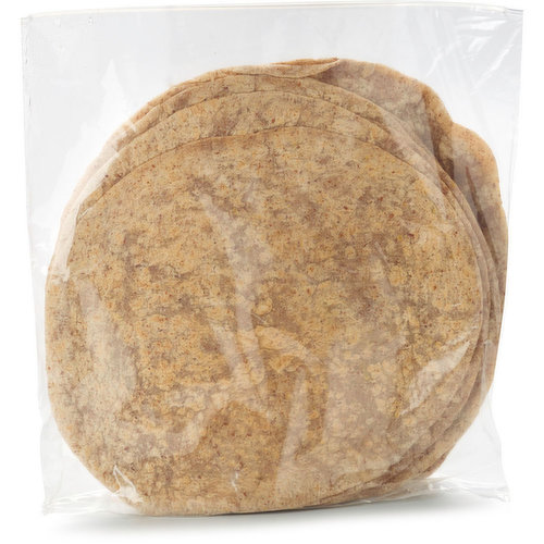 These Tortillas are ultra low in net carbs, and high in dietary fibre and protein.