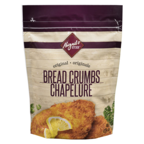 Toasted breadcrumbs. 0 trans fat, no cholesterol.