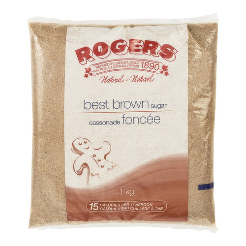 A Distinctively Dark Sugar with a Hearty Taste and a Soft, Moist Texture. It's Perfect for any Recipe that Calls for a Deep, Rich Taste and Colour.